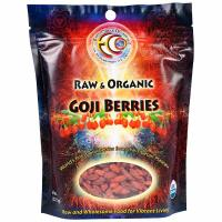 Earth Circle Organics, Organic Goji Berries - 8 oz (226.7 g)