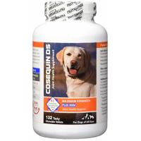 Nutramax, Cosequin DS Plus MSM, Chewable Tablets - 132 Count (For Dogs of All Sizes)