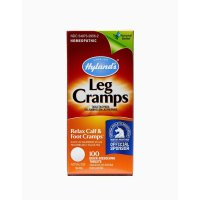 Hyland's, Leg Cramps, Relax Calf, Leg and Foot Cramp - 100 Tablets