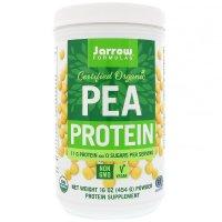 Jarrow Formulas, Certified Organic Pea Protein - 16 oz (454 g)