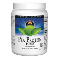 Source Naturals, Pea Protein Power - 32 oz (907 g)