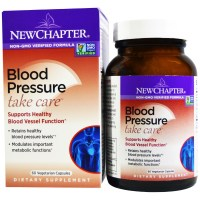 New Chapter, Blood Pressure Take Care - 60 Vegetarian Capsules