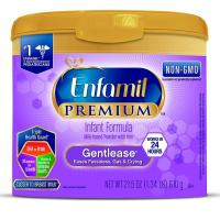 Enfamil, Gentlease Infant Formula Powder Tub - 21.5oz