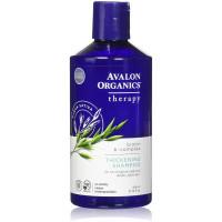 Avalon Organics, Thickening Shampoo, Biotin B-Complex Therapy - 14 fl oz (414 ml).