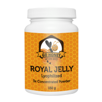 Honey Good, Natural Royal Jelly Lyophilized 3 x Concentrated