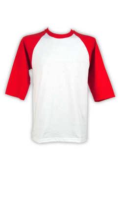 Youth Baseball Crew Neck Tee