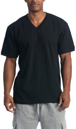 Men's Heavyweight V-Neck Tee