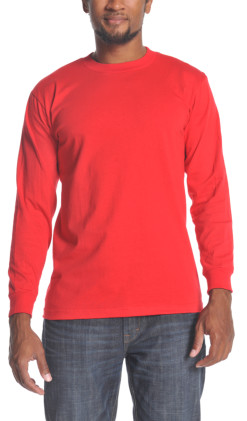 Men's Comfort Long Sleeve Tee