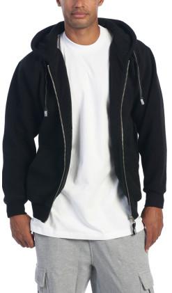 Men's Micro Polar Full Zip Hoodie