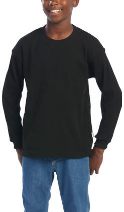 Youth Long Sleeve Thermal Tee