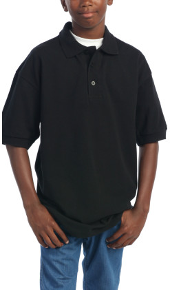 Youth Pique Polo Shirt