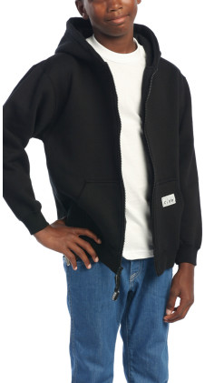 Youth Full Zip Hood Fleece