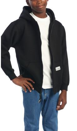Youth Full Zip Hood Fleece