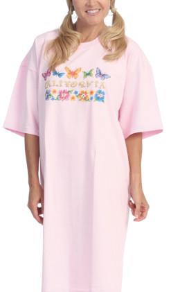 Women's Short Sleeve Dress Tee