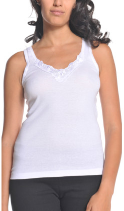 Women's Lace Tank Top
