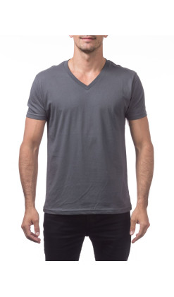 Short Sleeve V-Neck Light