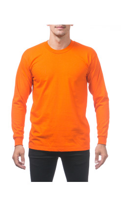 Men's Heavyweight Long Sleeve Tee
