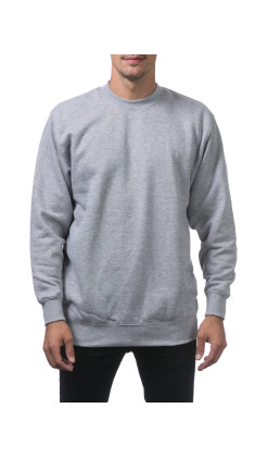 Men's Heavyweight Fleece Pullover