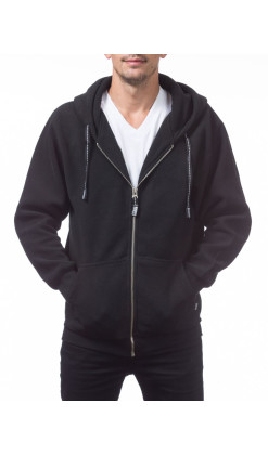 Men's Micro Polar Full Zip Hoodie