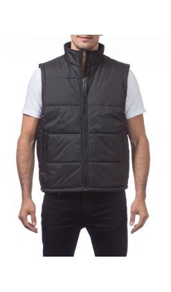 Heavy Padding Vest (Black)