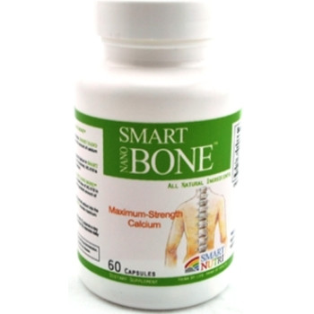 Smart Nutri, Nano Bone - 60 Capsules (BUY 2, GET 1 FREE!)
