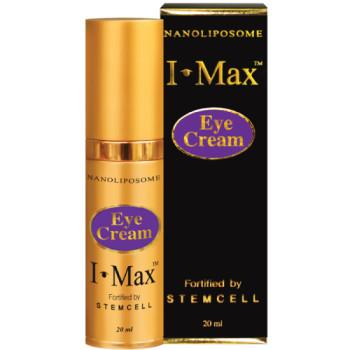 MaxLife, i-Max®, Firming & Lifting Eye Cream Reducing Wrinkle, Crow Feet & Tightening Sagging Upper Eye Lids - 20 ml