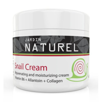 Crevil Cosmetics, Snail Recovery & Repair Cream - 4 fl oz (125 ml)