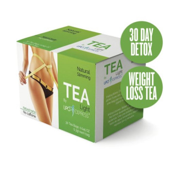 Lipo Express, 30 Day Weight Loss Tea Detox Tea, Body Cleanse, Reduce Bloating, & Appetite Suppressant - 1.35 oz. (39 g)