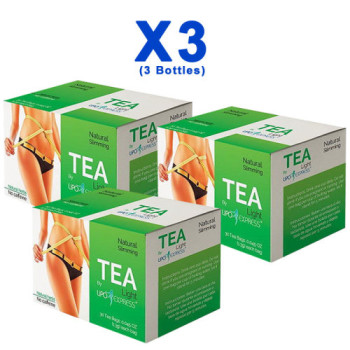 Lipo Express 30 Day Weight Loss Tea Detox Tea Body Cleanse Reduce Bloating Appetite Suppressant 3 Packs