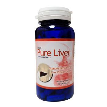 Smart Nutri, Dina Pure Liver - 60 Capsules