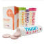 Nuun Hydration, Natural Vitamin Enhanced Drink Tablets - 4 Flavor Variety Pack