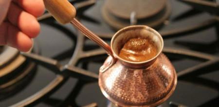 Рецепт вкусного кофе в турке