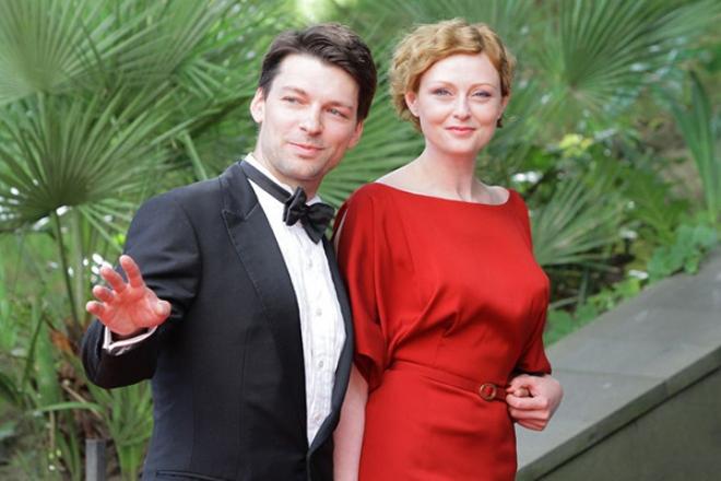 Даниил Страхов и Мария Леонова