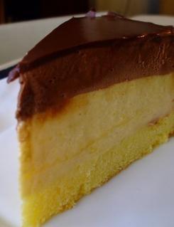 Торт с манго муссом