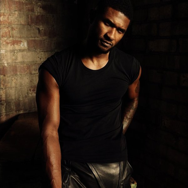 Usher on myspace