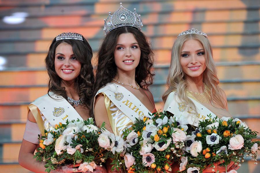 Мисс россия 2012 и вице мисс