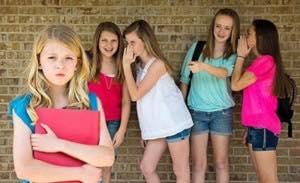 Жертве моббинга изначально не надо мириться со своим положением в классе