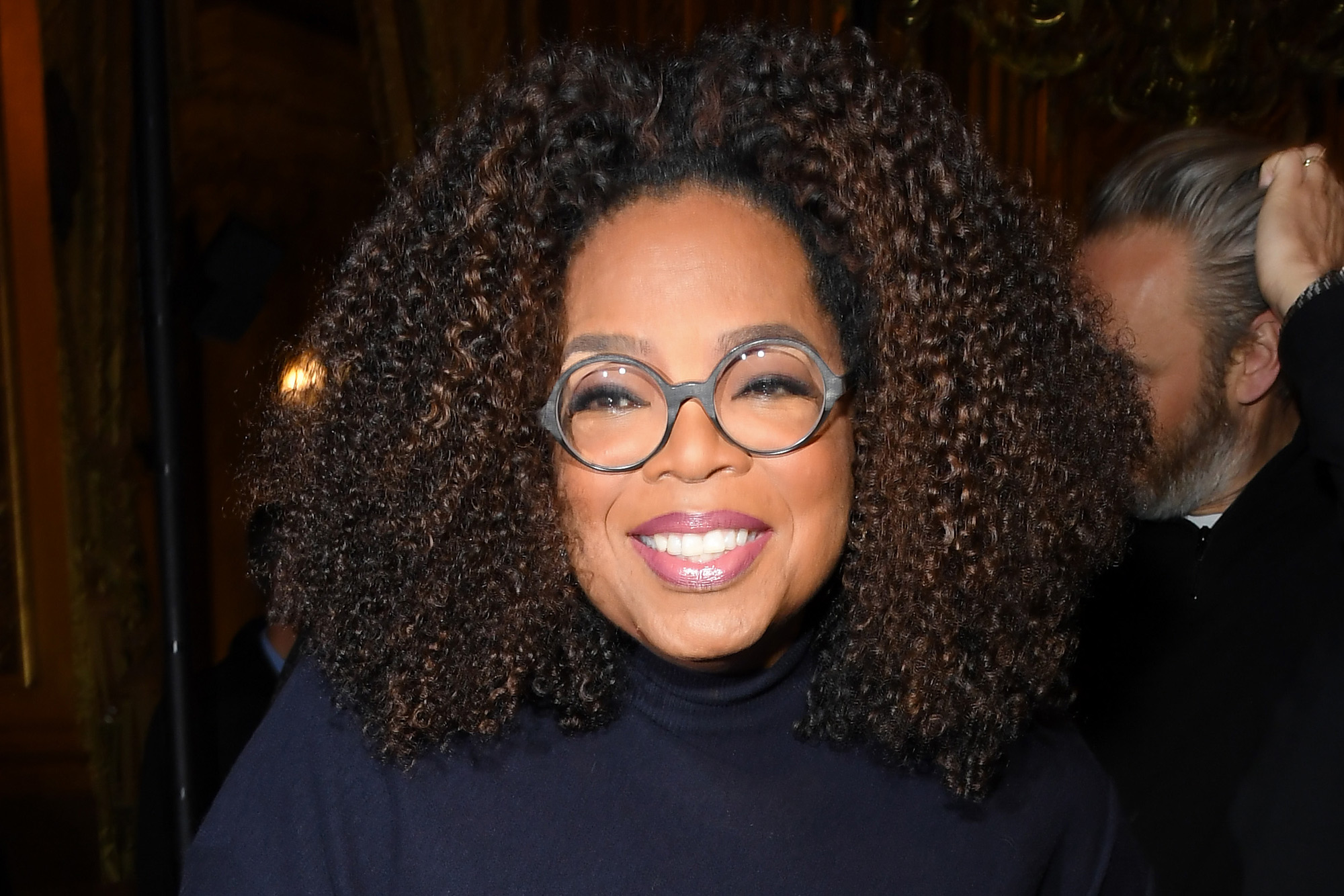 Oprah winfrey this week