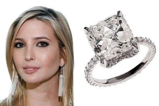 Ivanka trump jewelry engagement rings
