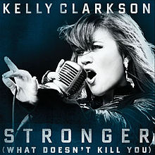 Kelly clarkson what doesn t kill you