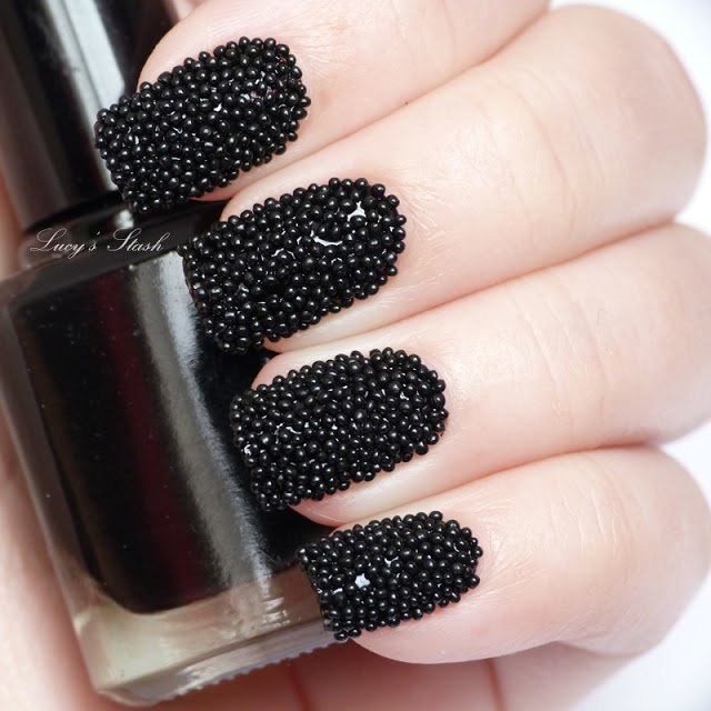 Caviar nails for less