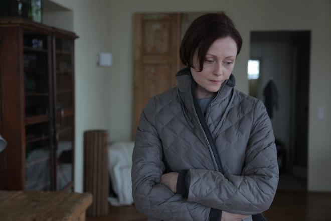 Мария Леонова в фильме «До свидания, мама»