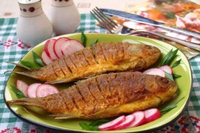 Как необычно пожарить икру рыбы на сковородке