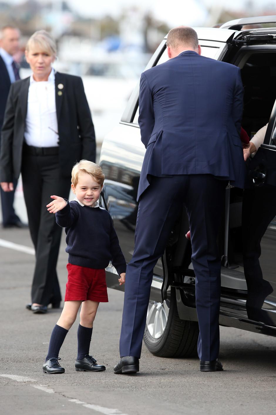 Кейт миддлтон и принц уильям и их дети