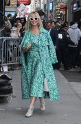 Katy Perry  -     Outside ''Goo?d Morning America'' New York City May 8th 2019.