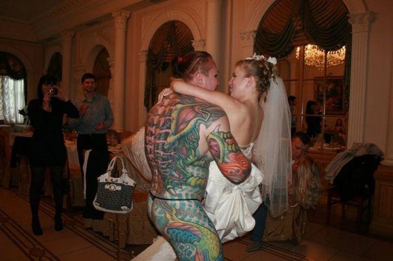 Свадьба Шпака