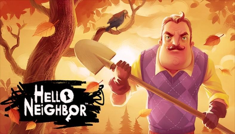 Game hello neighbor