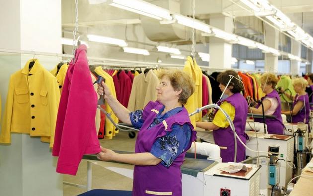 Как организовать производство одежды