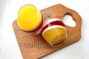 Банановое желе с желатином рецепт