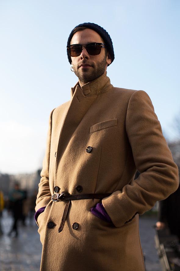 Как одеваются в европе зимой